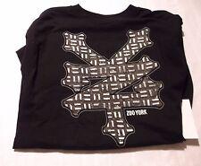 Zoo York Short Sleeve Black Shirt Choice Size Small Medium or Large Choice NWT