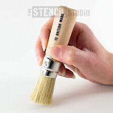 Pochoir brosse from the stencil studio travail au pochoir mobilier peinture art & crafts