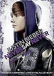 Justin Bieber: Never Say Never (DVD, 2013, 2-Disc Set, Canadian)
