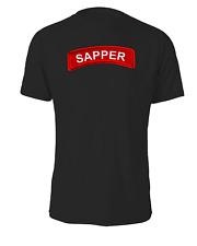 US Army Sapper - Cotton Shirt-10616