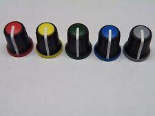Rean Tricolour 15mm Mixer Knob for 6mm Splined Shaft Please select colour