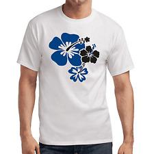Hibiscus Flowers | Hibiskus Blumen | Retro | Kult | Flower Power | S-XXL T-Shirt