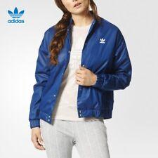 $90 NWT Adidas Originals Women's Padded TrackTop Jacket Full Zip Sz XS M L XL