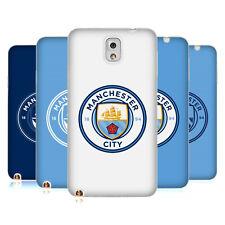 Oficial Manchester City Hombre Ciudad Fc Insignia caso De Gel Suave Para Teléfonos Samsung 2