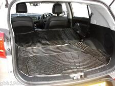 3pc Boot Liner di carico tappetino protezione per paraurti HYUNDAI ix35 gomma naturale antiscivolo