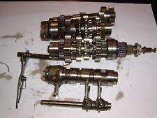 Kawasaki Z550 LTD Getriebe für Kardanmodell gearbox driveshaft type