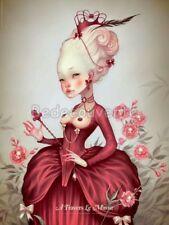 Affiche LOSTFISH Alice A Travers Le Miroir 02 30x40