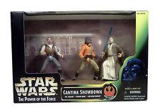 Kenner Star Wars PotF: Cantina Showdown Obi-Wan Evanzan Ponda Baba