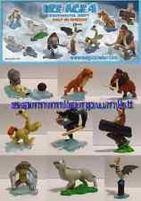 EINZELFIGUR bzw. VARIANTE + BPZ Ihrer Wahl aus Ice Age 4