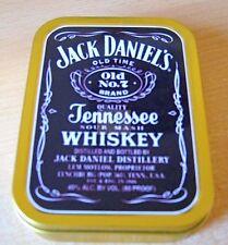Jack Daniels 1 & 2oz Tobacco/Storage Tins