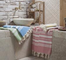 TURKISH HAMMAM HAMAM PESHTAMAL PESHTEMAL COTTON BATH TOWEL SPA BEACH PAREO -YC-