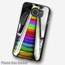 NEW GAY PRIDE ESCALATOR PHONE CASE FITS SAMSUNG GALAXY S7 / S7 EDGE lesbien
