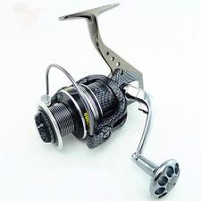 Carrete De Spinning Pesca Full Metal Con Libre Carrete De Repuesto Para Casting Big Game