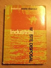 Industrial Waste Disposal by J. Kucharski, B. Koziorowski (Hardback, 1972)