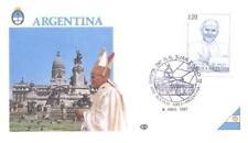 Argentina 1987 Jan Pawel II papież John Paul pope papa (87/15)