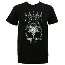 Authentic WATAIN Black Metal Terror Slim-Fit T-Shirt Black S M L XL 2XL NEW