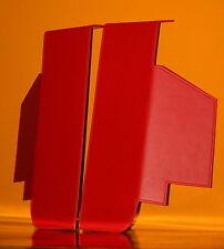 Les vide-poches arrières Mini Austin Cooper-Création d'intérieur MINI sur mesure