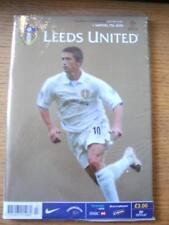 31/10/2002 Leeds United v Hapoel Tel Aviv [UEFA Cup] . No obvious faults, unless