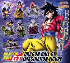 Bandai Dragonball Dragon ball Z Imagination Gashapon Figure Part GT