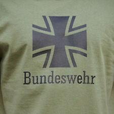 BUNDESWEHR German armed forces Military Army Luftwaffe retro symbol Mens T-Shirt