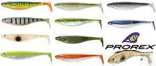 DAIWA PROREX CLASSIC SHAD Duckfin 7,5/10/12,5/15/20/25cm Gummifisch in 10 Farben