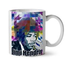 HENDRIX Famous Celebrity Nouveau Thé Blanc Tasse de Café 11 OZ (environ 311.84 g) | wellcoda