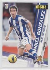 2012 2012-13 Panini Megacracks MGK La Liga #275 Mikel Gonzalez Soccer Card