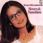 Roses & Sunshine by Nana Mouskouri (CD, Phillips/Polgram Records)