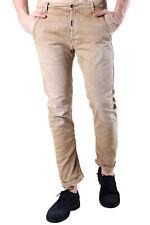 Absolut Joy VI-P2917A pantalones para hombre - color Beige ES