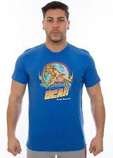 BEAR - T-SHIRT M/C - PHT007-608 - BLU ELETTRICO