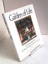 NAVEEN PATNAIK - The Garden of Life - HARDCOVER ** Very Good Condition **
