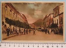 cartolina Calabria Castrovillari Cso Garibaldi CS C1113