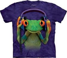 "The Mountain t-shirt ""DJ Peace"""