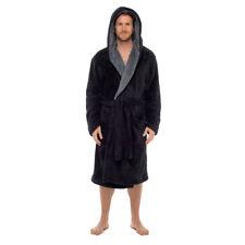 Mens-ROBE -Bathrobe- - Coral Fleece - SUPER SOFT Heavy Weight USA