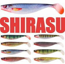 BALZER SHIRASU Photo Print Shad 6/10/13/17/23cm Gummifisch im super Naturdesign