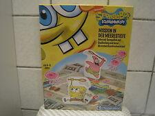Spongebob Schwammkopf Mission in der Meerestiefe *NEU*