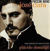 Jose Cura - Puccini Arias / Domingo; 1997 CD, Philharmonia Orchestra, Germany, E