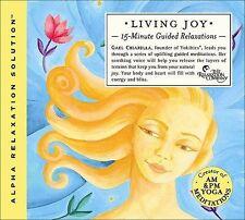 FREE US SHIP. on ANY 2+ CDs! ~LikeNew CD Gael Chiarella: Living Joy: Alpha Relax
