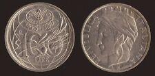 100 LIRE 1995 - 50 ANNI DELLA FAO - ITALIA