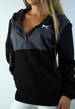 Victoria's Secret PINK Hoodie Jacket Half Zip Anorak Windbreaker Rain XS S NWT