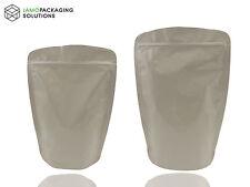 Sello de calor de Mylar lámina de aluminio bolsas de Stand Up/Bolsas Bolsa zip lock alimentos grado