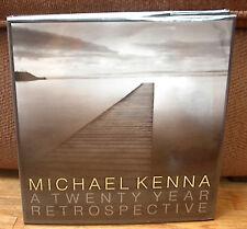 SIGNED Michael Kenna A Twenty 20 Year Retrospective HC DJ 130 Photographs