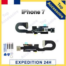 IPHONE 7 NAPPE CAMERA AVANT FACETIME + CAPTEUR PROXIMITE + MICRO D'AMBIANCE