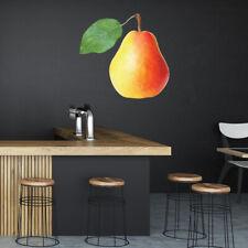 Peer Vers fruit Muursticker WS-45072