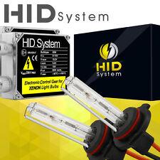 55W HID Conversion Kit H1 H3 H7 H11 9006 5000K 6000k Xenon Light & Ballasts