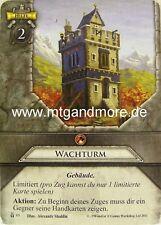 Warhammer Invasion - 1x Wachturm  #055