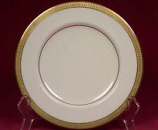 Mikasa Pembroke Salad Plate (s) Bone China Narumi Japan A1106 Gold Band & Trim
