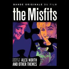 CD The Misfits and other themes (Les Désaxés) - Alex North - BO du Film