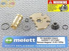 Kit reparation Turbo Garrett Megane 1.9 dCi 120ch 2000-2004 Melett GT1749V