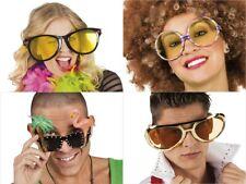 Lunettes Géante nombreux modèles Clown ronde hawaii déguisement déguisé humour
